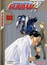 Mobile Suit Gundam Wing Vol. 8 - Operation 36-40 - DVD NEU + OVP!
