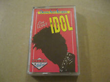 MC  Billy Idol Live USA  Mony Mony  Tape Live & Alive imt 777.080