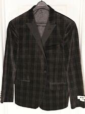 NWT-New_Velvet JOSEPH ABBOUD COLLECTION Slim Fit Jacket_44S_Grosgrain Peak Lapel