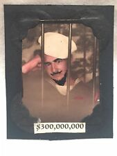 Antique Vintage Photobooth Arcade Photo ~ WW2 Sailor in Jail Reward Folk Art