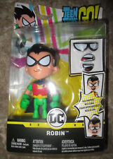 "TEEN TITANS GO! FACE SWAPPERS ROBIN FIGURE 6"" 2018"