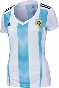 Adidas Womens Argentina 2018 Home Jersey