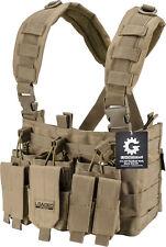Loaded Gear Tactical Chest Rig VX-400 Tan (Flat Dark Earth) BI12792