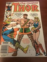 The Mighty Thor #356 (June 1985) Featuring A Thor -Hercules Clash