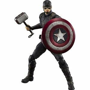 Avengers Endgame Captain Amerika Final Battle S.H.Figuarts Action-Figur Bandai