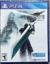 Final Fantasy Vii 7 Remake PlayStation 4 Ps4 New!