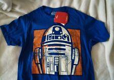 R2D2 T-Shirt Mens Small Star Wars Tee