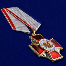 "Russian AWARD ORDER BADGE pin insignia - ""For defense of Crimea"" 2014"