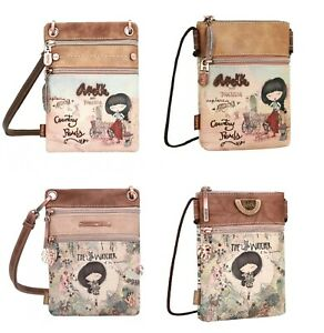 Anekke Mini Crossbody Bag Choice of Collections & Sizes