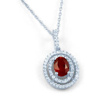 Heating Chain Ruby Fine Necklaces & Pendants