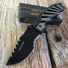 Tac-Force Assisted Open Vicious Tactical Combat Pocket Knife  NEW TF-944TN