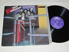 BEAU DOMMAGE Au Forum De Montreal LP Quebec Rock LIVE CONCERT French Album