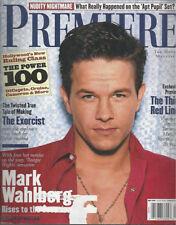 MARK WAHLBERG The Exorcist LINDA BLAIR William Friedkin 1998 Premiere Marky Mark