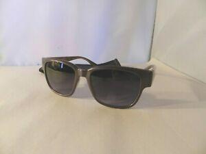 JOY & IMAN Women's Sunglasses Metallic Purple 100% UV Protection Oversized