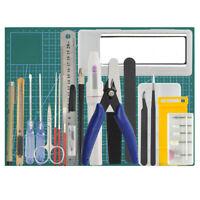 Gundam Basic Tools Model Hobby Building Modeler Starter Kit DIY Craft Kids Gift