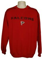 NFL Team Apparel Atlanta Falcons Men's Sewn Sweatshirt Size Medium