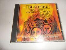 Cd  Bushfire: Traditional Aboriginal Music von Wongga und Djunba (2000)