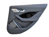 Jaguar i Pace X590 LHD Rear Right Side Interior Door Card Moulding Trim - Ebony