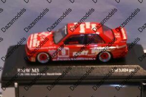 Minichamps BMW M3 DTM 1988 H.Grohs 1:43 430882009