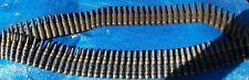 7.62 NATO  Belt M60 M240 US  Rambo 7.62x51 308 100 blanks Rounds