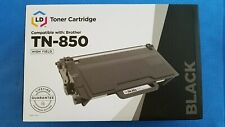 LD Compatible Brother TN850 HY Black Toner for DCP, HL, & MFC Printers