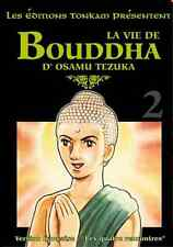"manga La Vie de Bouddha tome 2 Osamu TEZUKA Tonkam Deluxe ""Les Quatre Portes"" VF"