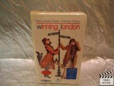 Winning London VHS Mary-Kate Ashley Olsen NEW