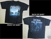 MUTINY WITHIN We Drink From Lathean Black Shirt
