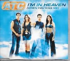 ATC - I'm in heaven (When you kiss me) CDM 7TR Eurodance Trance 2001 Germany