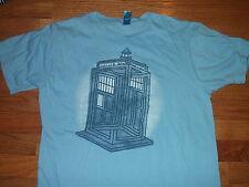 DOCTOR WHO TARDIS Shirt.Woot rare t-shirt Adult medium