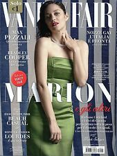 Vanity Fair.Marion Cotillard,Bradley Cooper & Leonardo DiCaprio,Max Pezzali,ttt