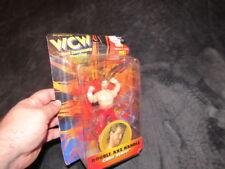WCW Double Axe Handle Chris Benoit Wrestling Figure