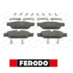Set Serie Bremsbeläge Vorne Jaguar S-TYPE - XJ FERODO FDB1711