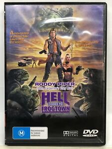 Hell Comes to Frogtown - DVD - AusPost with Tracking