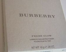 BURBERRY Fresh Glow Luminous Highlighting Powder Golden Radiance 02 NIB