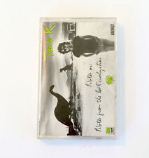 TONIO K notes from the lost civilization CASSETTE what records 1988 promo