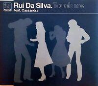 Rui Da Silva Feat. Cassandra Maxi CD Touch Me - Europe (EX+/EX+)