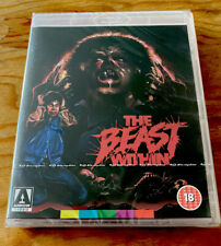 THE BEAST WITHIN - Arrow Video Special Edition BLU RAY - Region B - Cult Horror