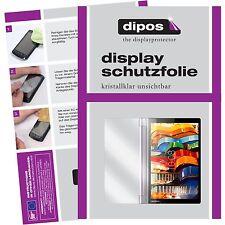 3x Lenovo Yoga Tablet 3 Pro (10 Zoll) Schutzfolie Display Folie klar dipos