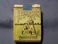 Nice Vintage Home Run Cigarette Pack  EMPTY NO TOBACCO