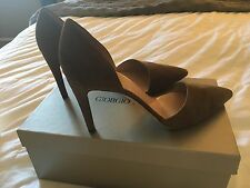 giorgio armani women shoes