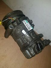 PEUGEOT 207 1.4 16V AIR CON PUMP 9651910980 2006 TO 2009