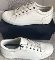 BNIB MENS POLO RALPH LAUREN ALDRIC II LEATHER SHOES/TRAINERS/SNEAKERS SIZE UK 9