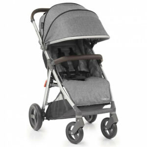 Brand new Babystyle Oyster Zero pushchair in Mercury with raincover from birth