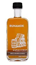 Runamok Maple-  Bourbon Barrel-Aged Maple Syrup - Vermont Organic