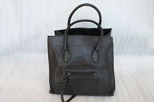 Celine Bag Phantom Luggage Black Drummed Calfskin very good condition