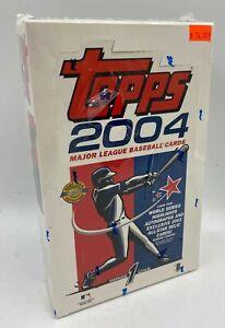 2004 Topps Baseball Series 1 Factory Sealed Hobby Box Yadier Molina RC Yr
