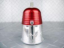 -10 AN RED Dual Port S-Max Universal Race Fuel Pressure Regulator 1:1