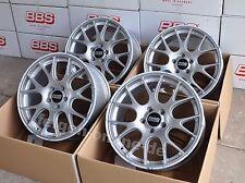 BBS CH-R Silber Felgen 8,5x18 Zoll CH139 für Audi S3 + S3 Typ 8P + 8V