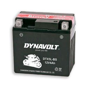 Batterie Neuf Dynavolt YTX5L-BS Bs-E-Ton 50 Matrix 2012